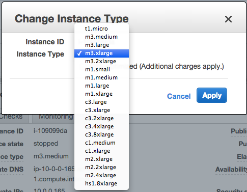 How to Change AWS Instance Sizes for Your Galera Cluster and