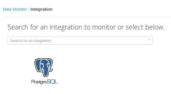 Datadog PostgreSQL Integration