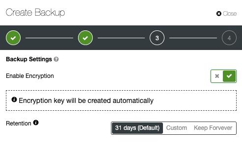 ClusterControl Encryption