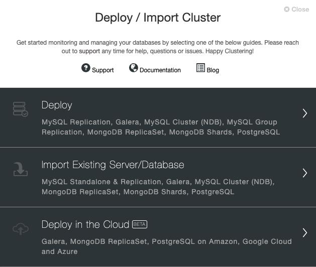 Deploy MongoDB 4.2