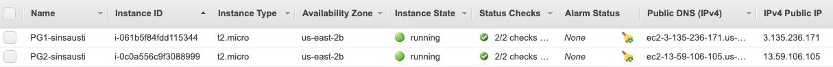 PostgreSQL Multi-Cloud Cluster Deployment