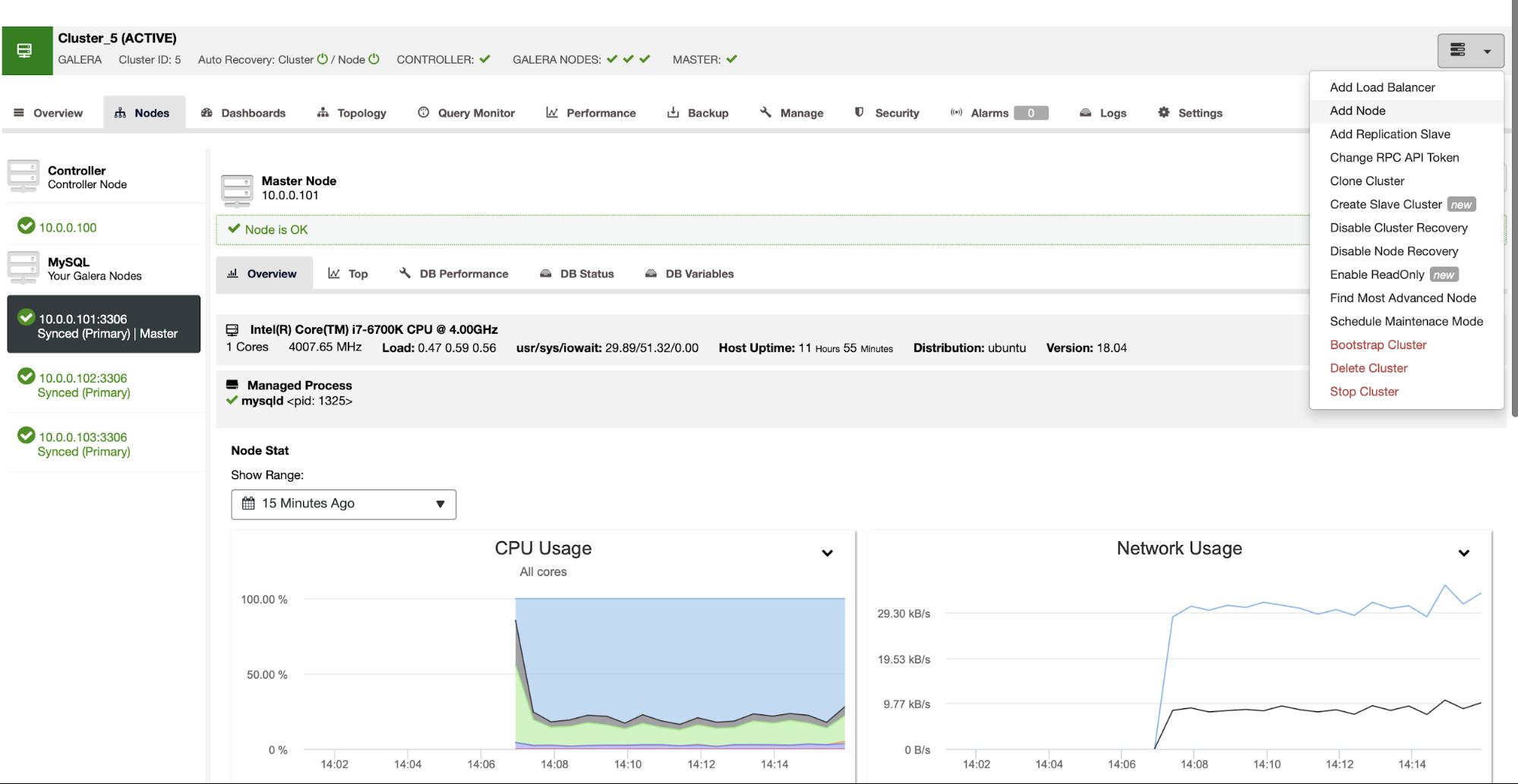 Deploying Multi-Cloud MariaDB Cluster