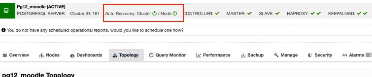 PostgreSQL Moodle