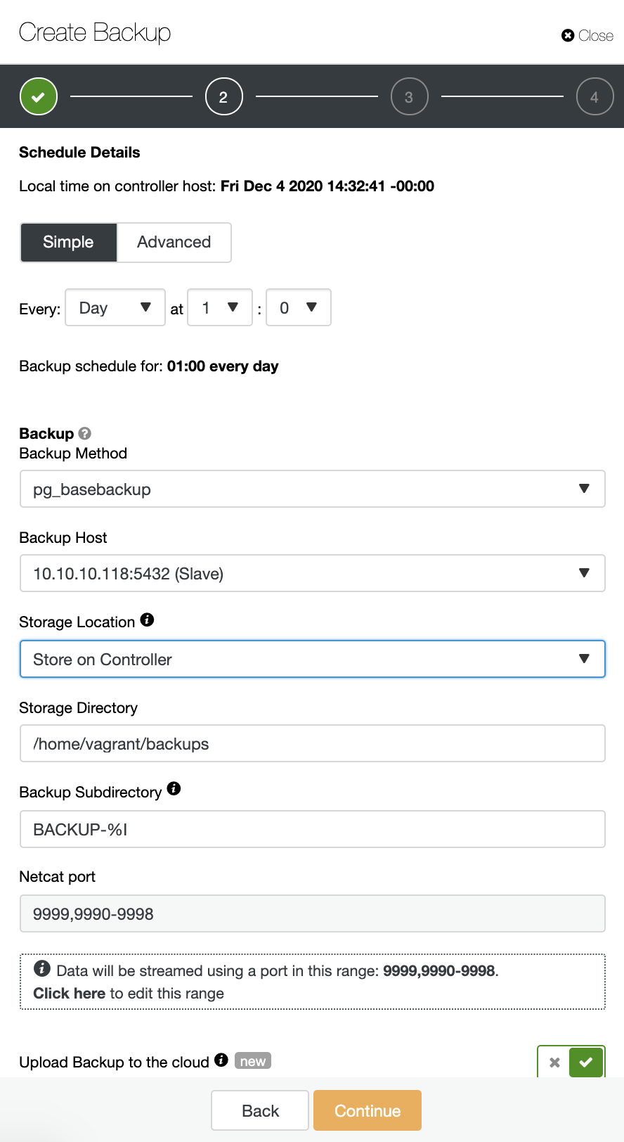 Storing Your TimescaleDB Backups in the Cloud