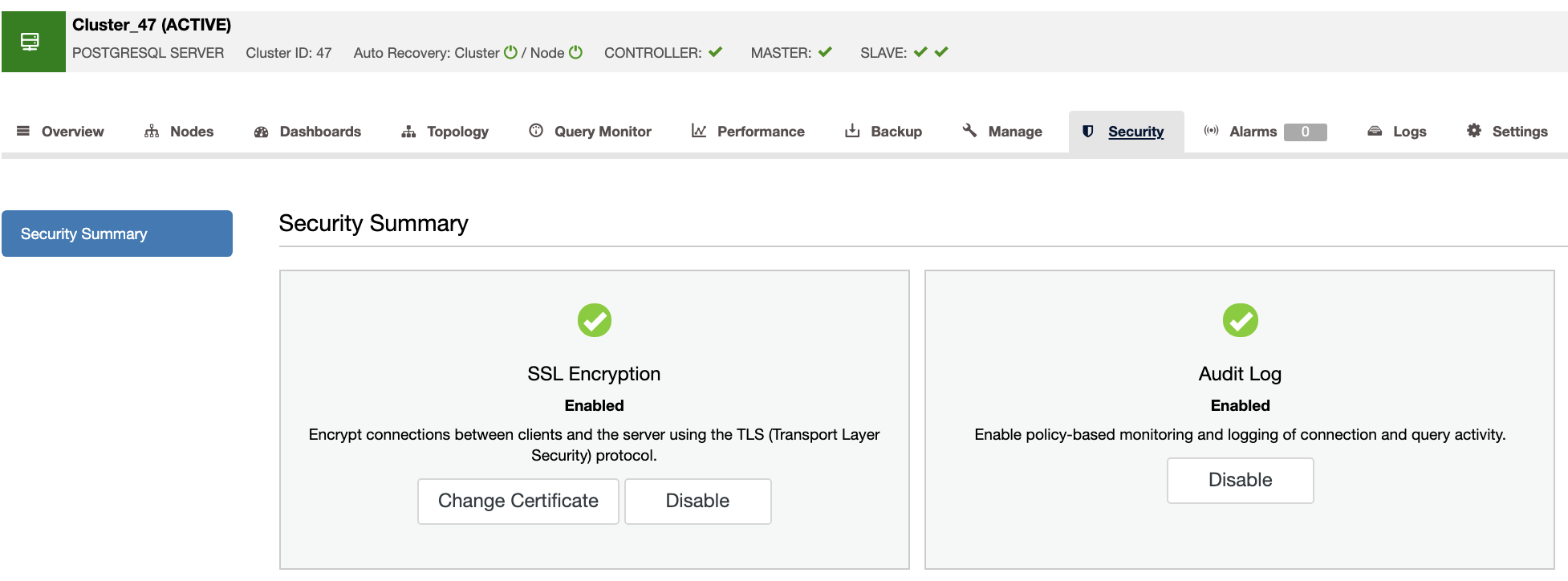 Automating Security Audits for PostgreSQL