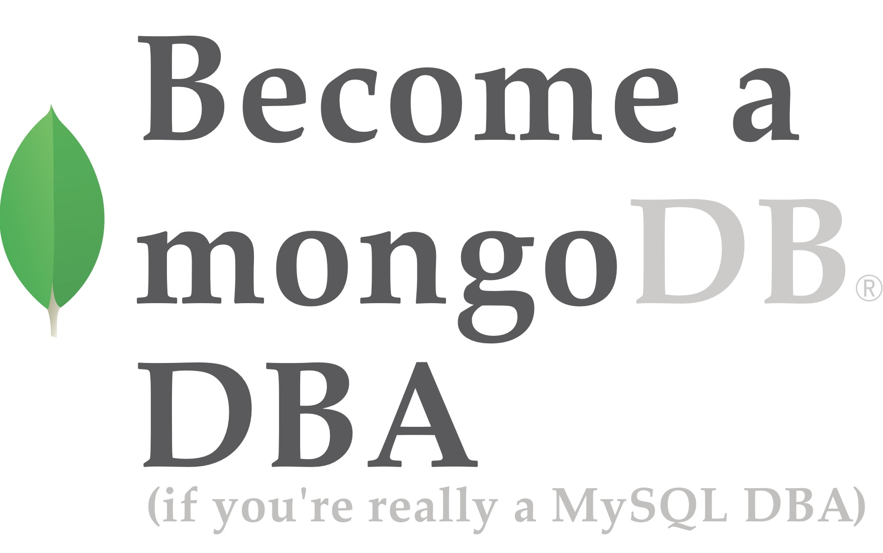 Become a MongoDB DBA: MongoDB Sharding Ins & Outs - Part 2