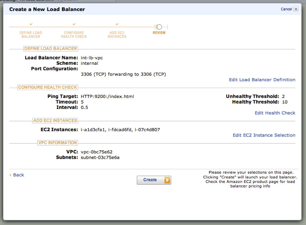 how to use aws dns to lookup internal resouirces